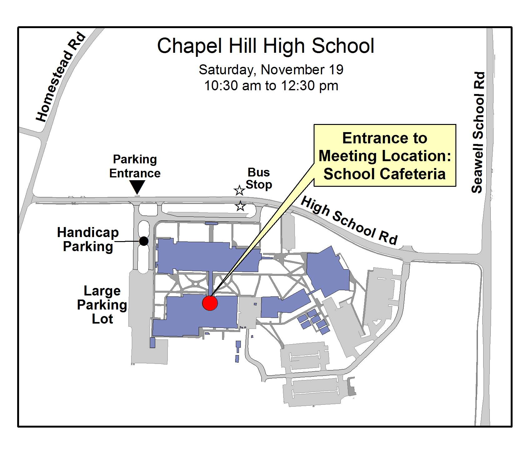 Homestead High School Campus Map.Come See Us Saturday 2020 Buzz