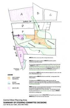 Central West_Summary of Decisions_8-7-2013
