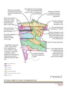 Central West_Draft Recommendations_9-24-2013_Concept