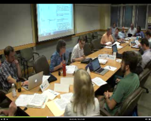 Compass Committee Discusses Tech Team Report